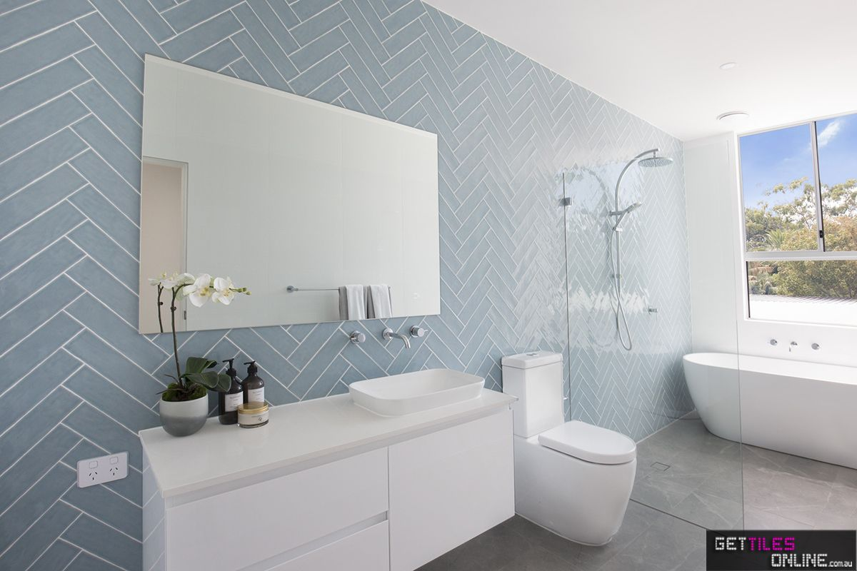 Cheap Spanish Handmade Subway Tiles - Ocean Gloss 75x150 / 75x300 ...