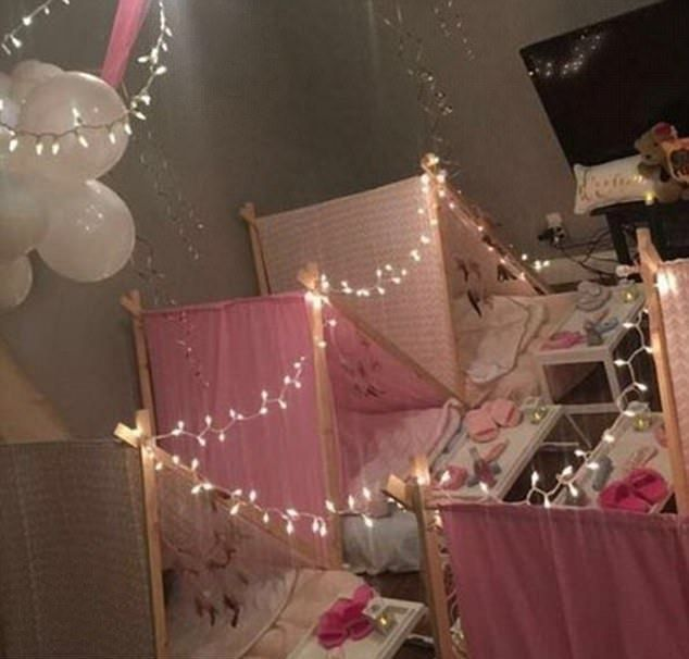 See How These Parents Took Their Kid\u0027s Pajama Party To a Whole New