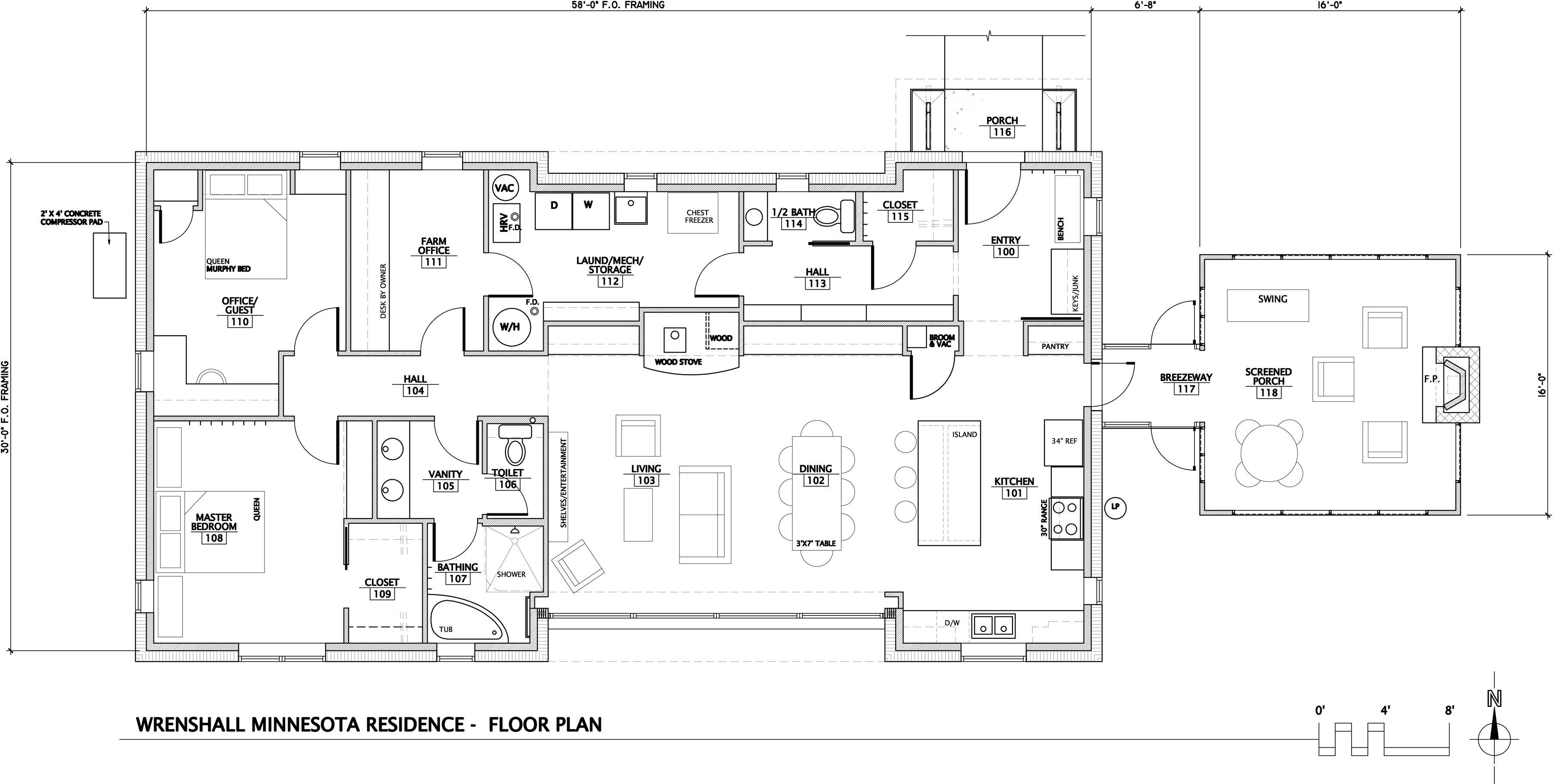 House Plan Passive Solar House Plans Solar House Plans Passive Solar Homes