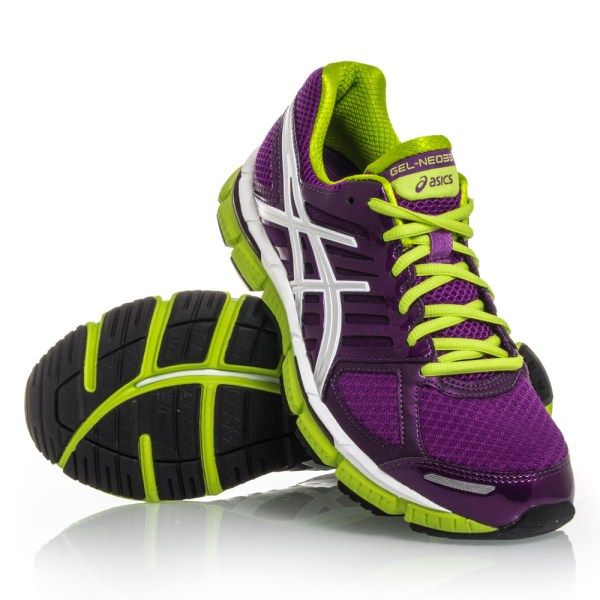 I heart purple! Asics Gel Neo33 2 Womens Running Shoes