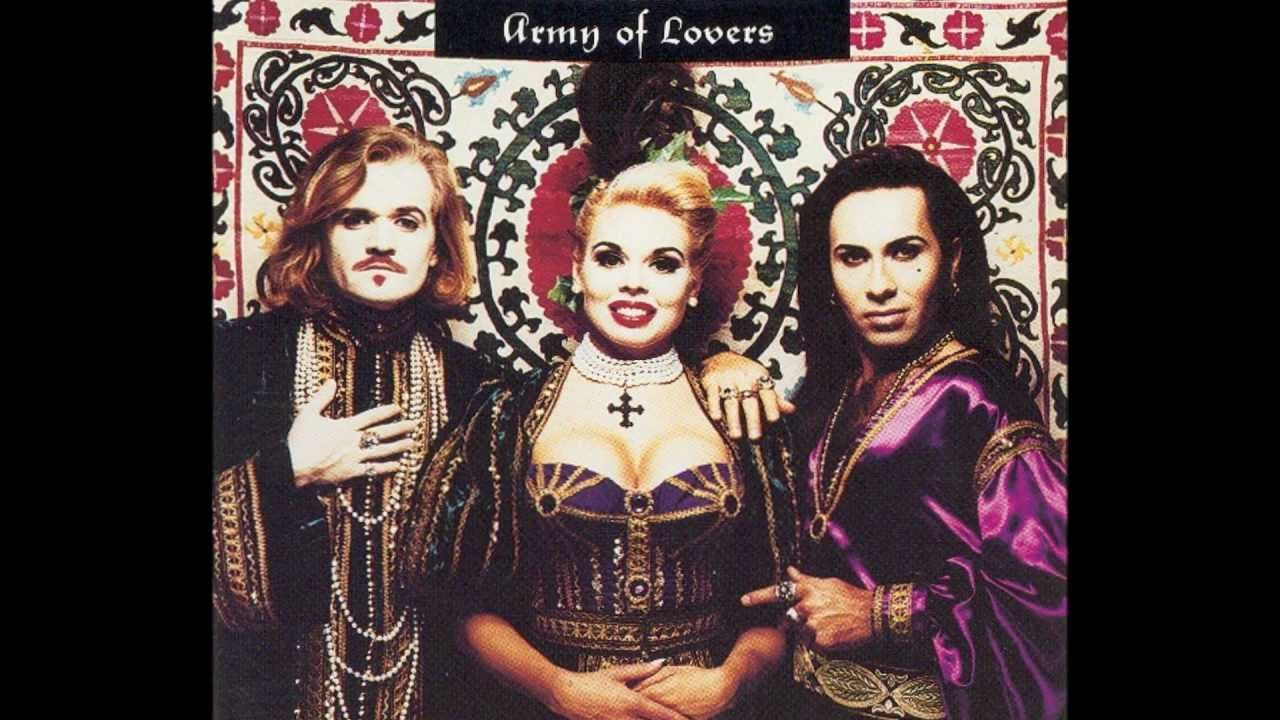 nneeVeerr! ARMY OF LOVERS Say Goodbye to Babylon