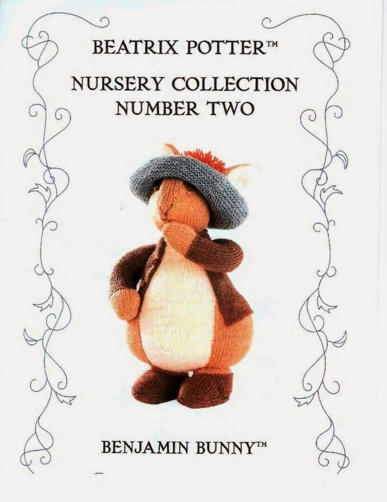The World of Beatrix Potter Nursery Collection Number Two - Benjamin ...