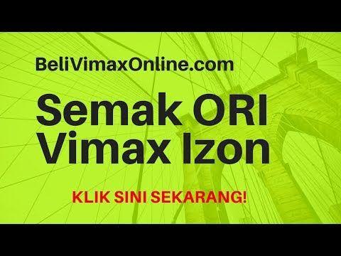 harga vimax di malaysia dan cara cek ori dan tiruan vimax malaysia