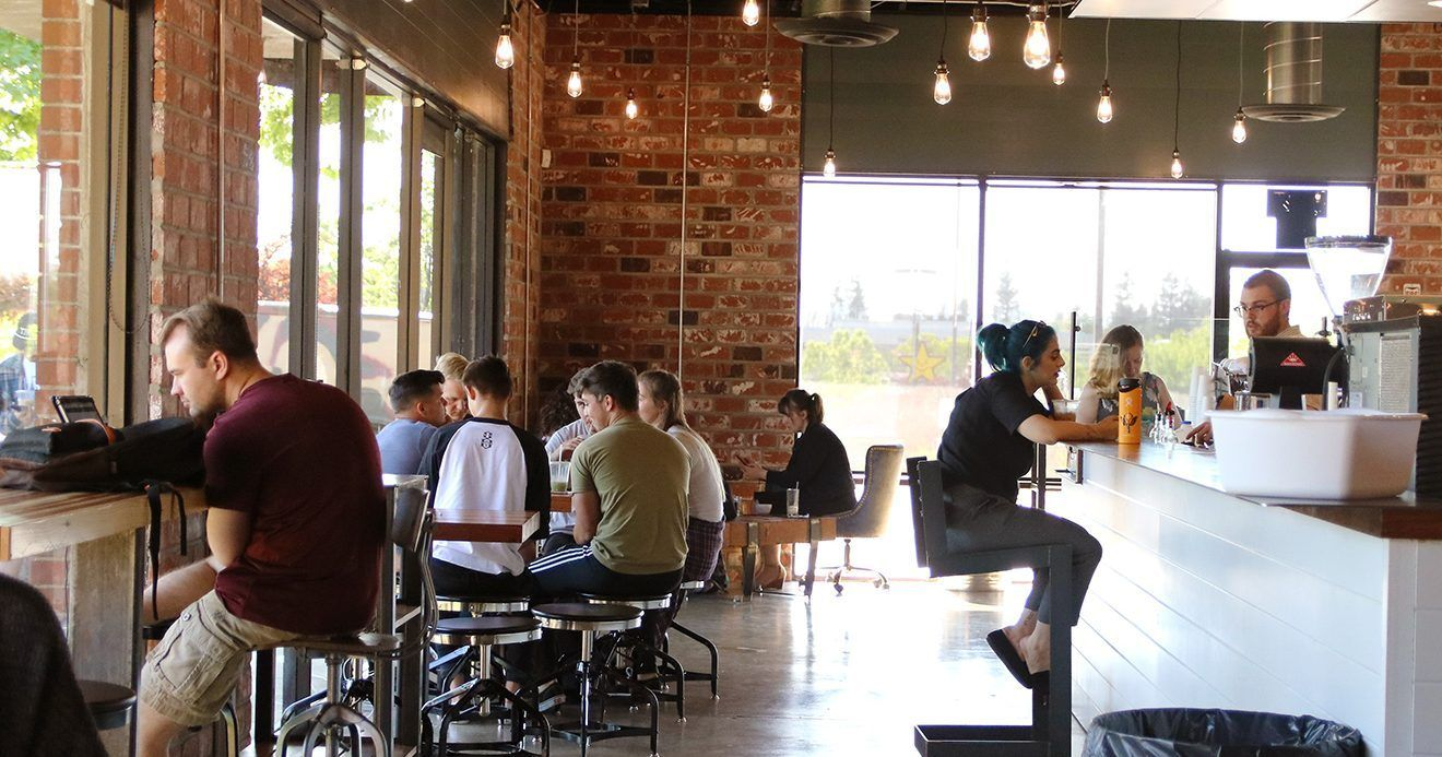4 years in the making pause coffee house arrives in fair