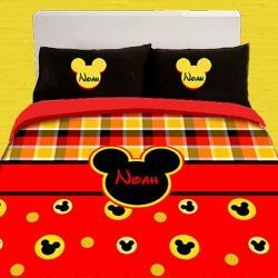 If we hit the lotto- personalized AIDEN mickey mouse bedding :-)  Personalized Mickey Mouse Toddler Bedding Unknown http://www.amazon.com/dp/B00HKUBMXM/ref=cm_sw_r_pi_dp_UBcYtb1FH4D20XFB