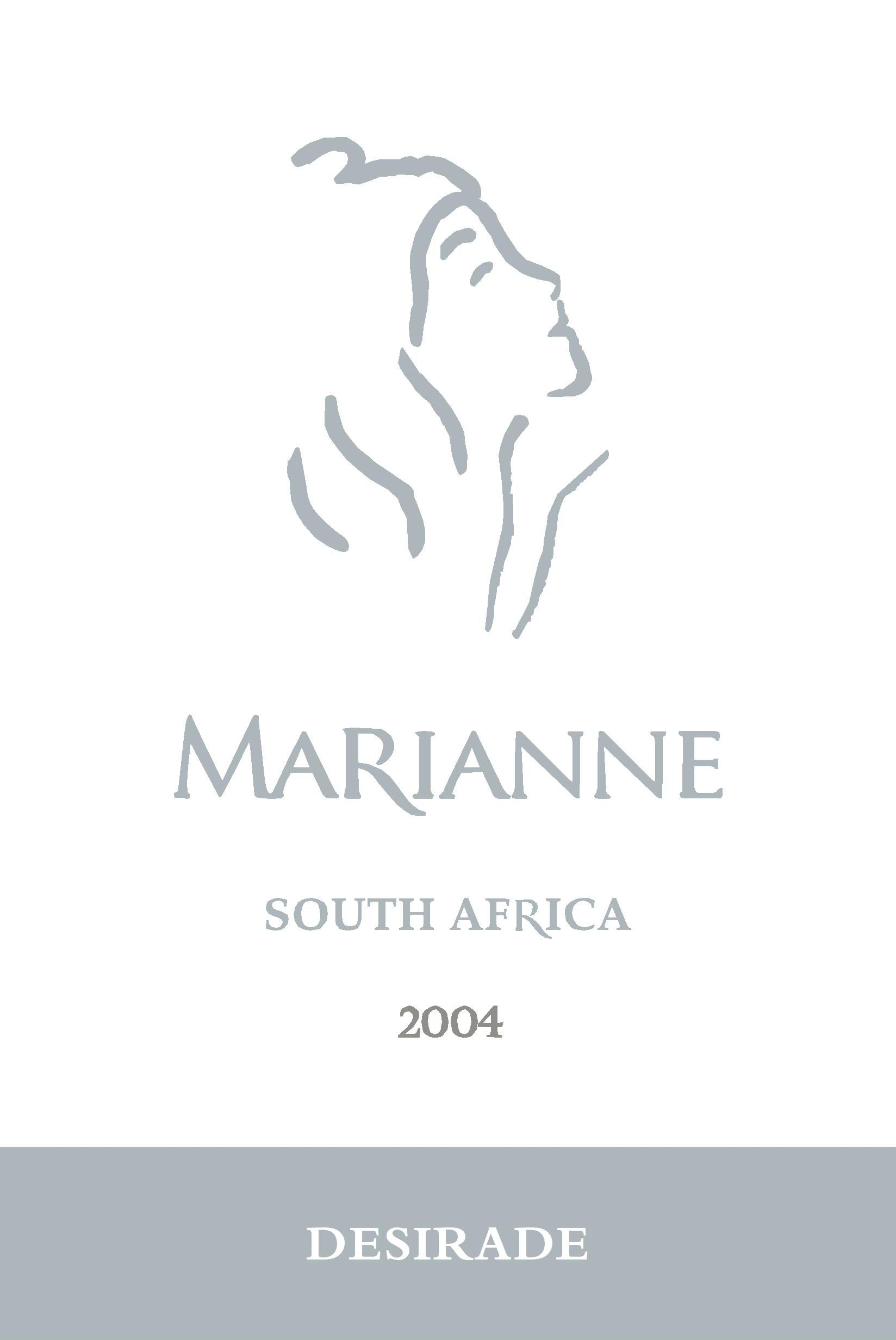 Wine Wine Label South Africa Marianne Desirade 2004 Bordeaux Blend Stellenbosch Our First Lady The Maiden Vintage At Wine Label Wine Labels