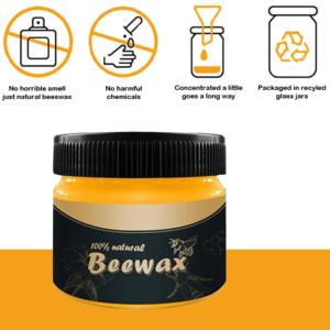 Beewax™ Wood Polish in 2020   Wood polish, Home cleaning ...