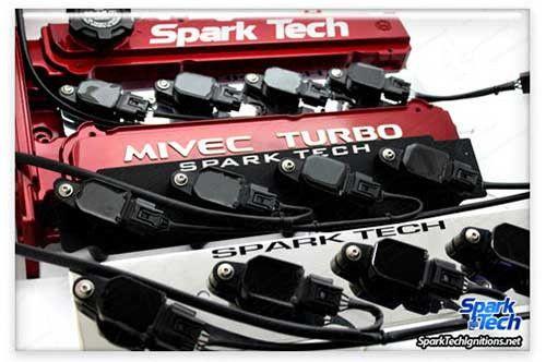 Spark Tech Coil on Plug Non-CDI (Evo 8) COP-EVOn8 - Modern Automotive Performance  - 1