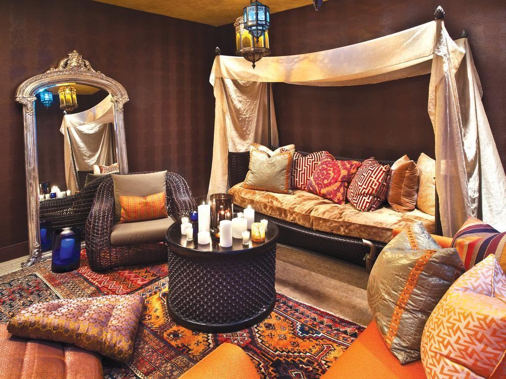 Unglaubliche Indischen Stil Wohnzimmer Dekoration Ideen Küchen Ein ...
