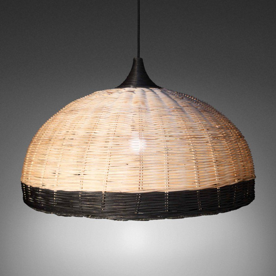 Tobago   Innovative Lighting Design In Rattan | Lightly