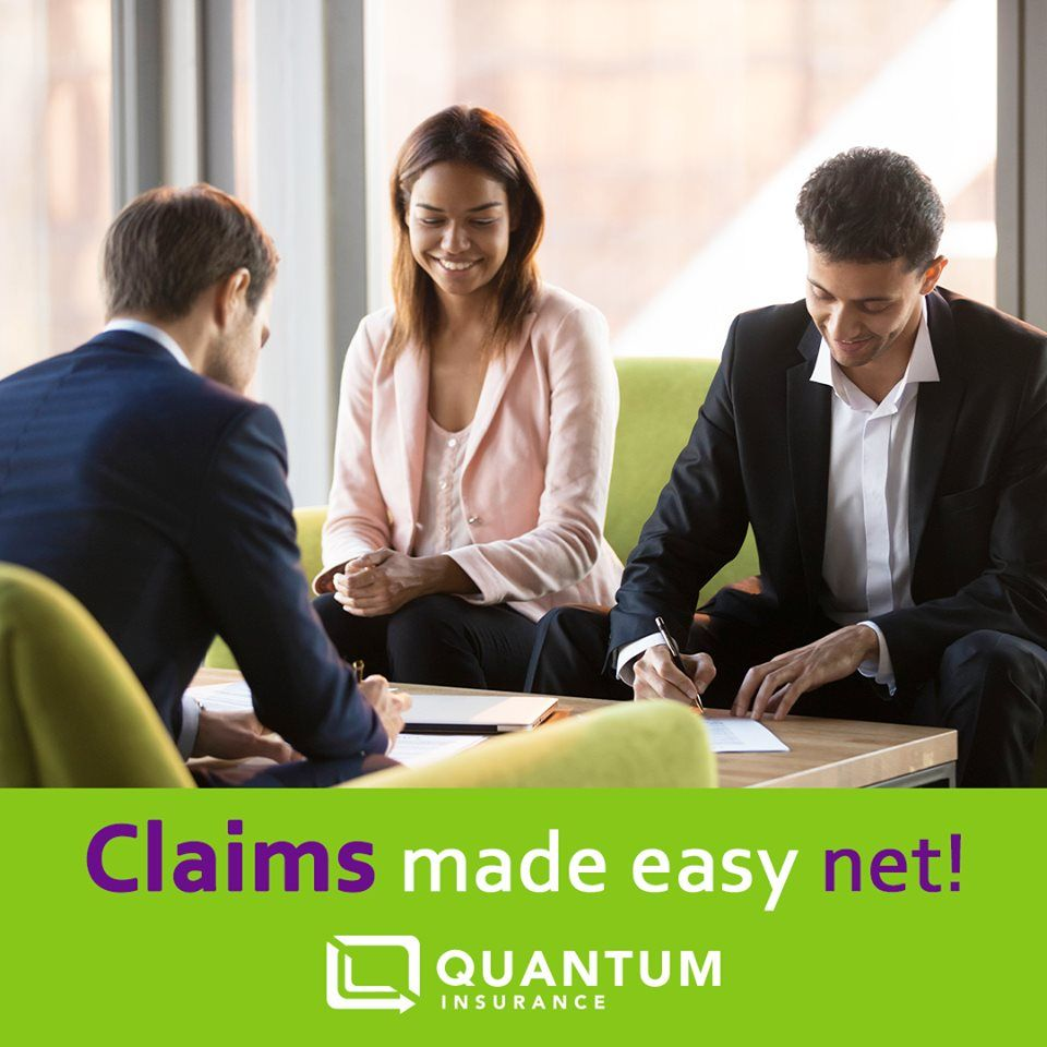 At Quantum Insurance We Ve Figured Out How To Make Claims Quick