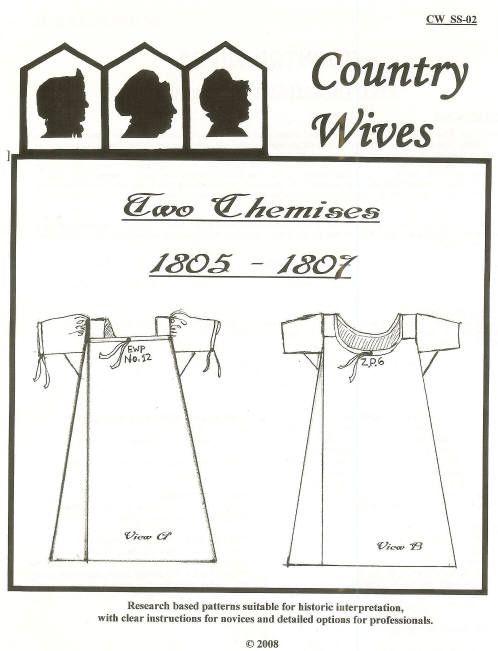 Chemise 19th Century