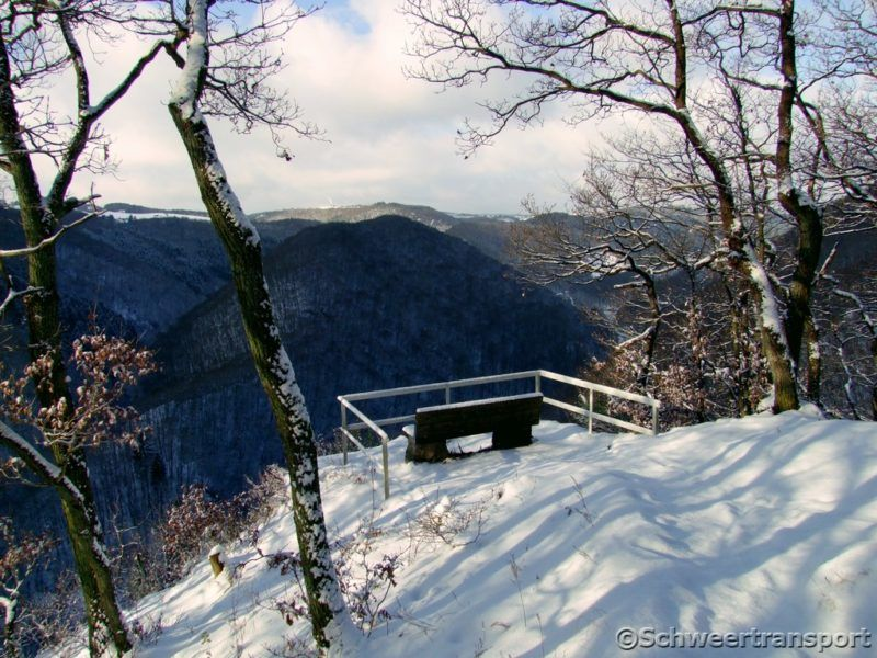Winter im Wiedtal
