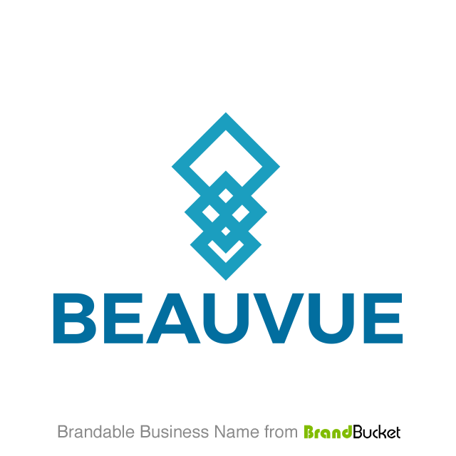 The BrandBucket Business Name Beauvue