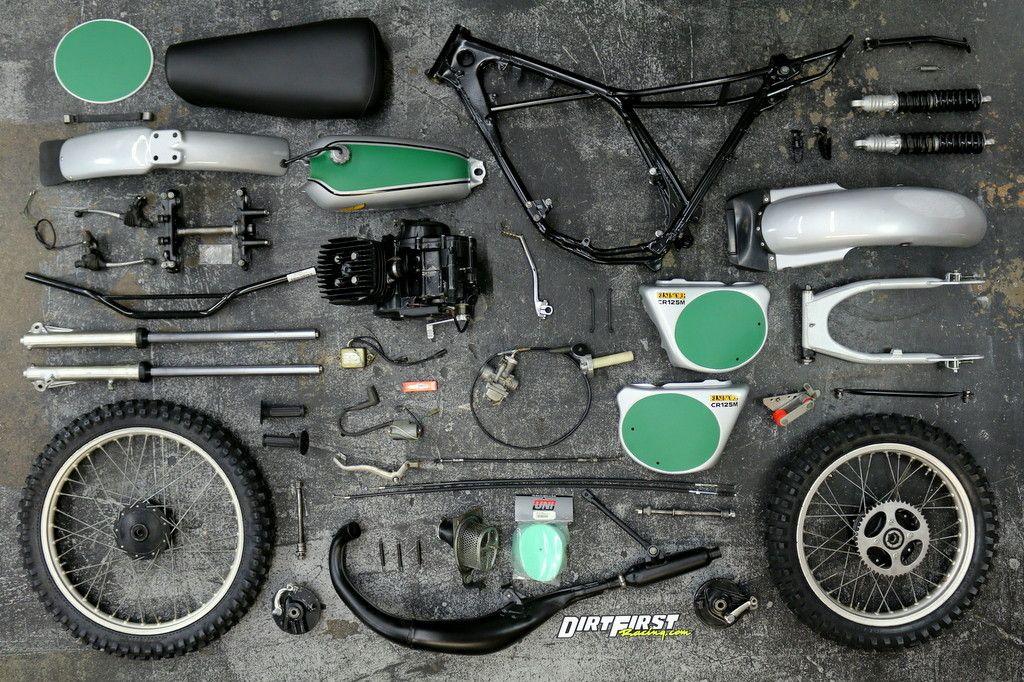 bac11067262c53509f0f68c8ef4e1f51 resultado de imagen para honda elsinore motoras pinterest 1973 Honda Elsinore 125 at webbmarketing.co