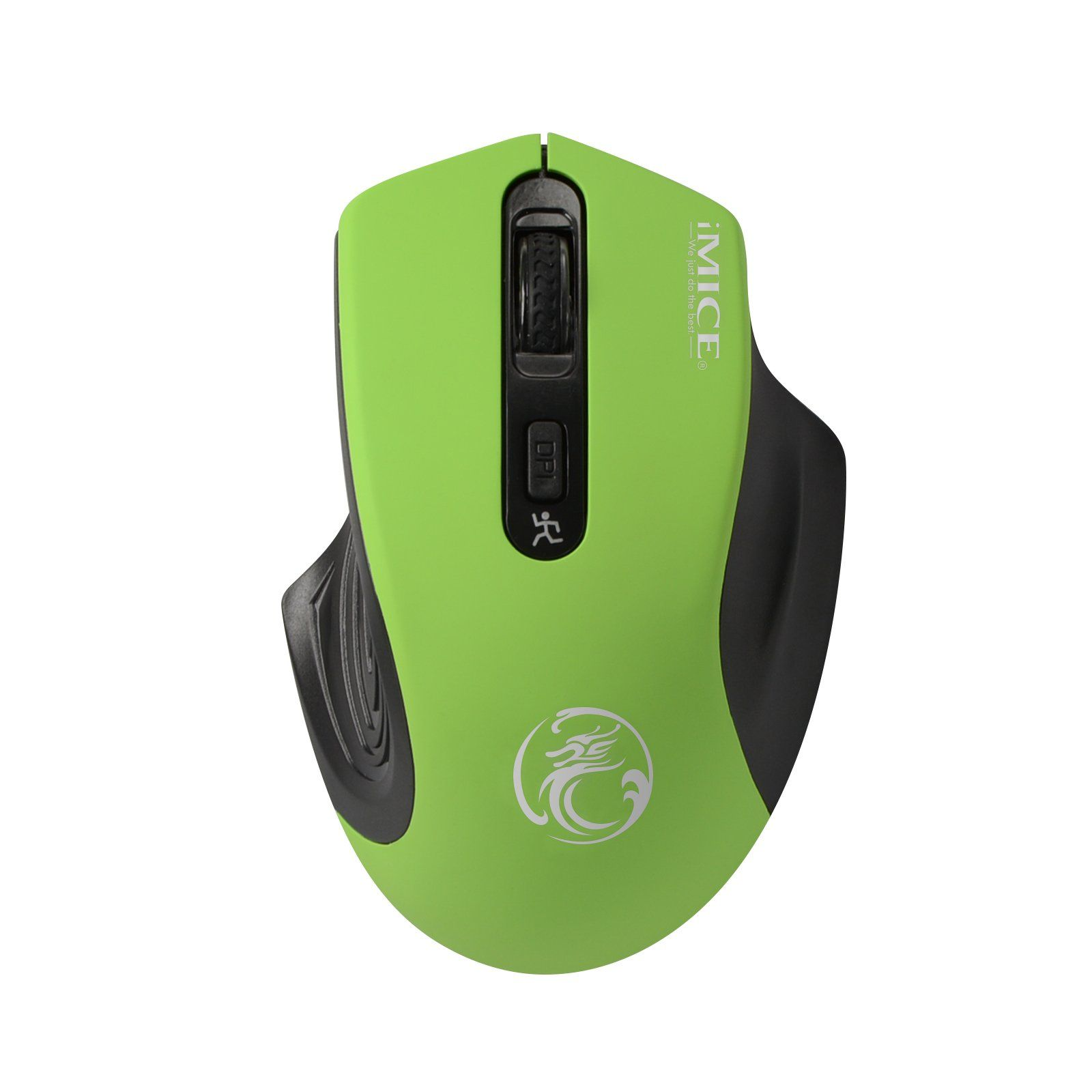 0787d0d52a3 imice USB Wireless mouse 2000DPI Adjustable USB 3.0 Receiver Optical  Computer Mouse 2.4GHz Ergonomic Mice For Laptop PC Mouse