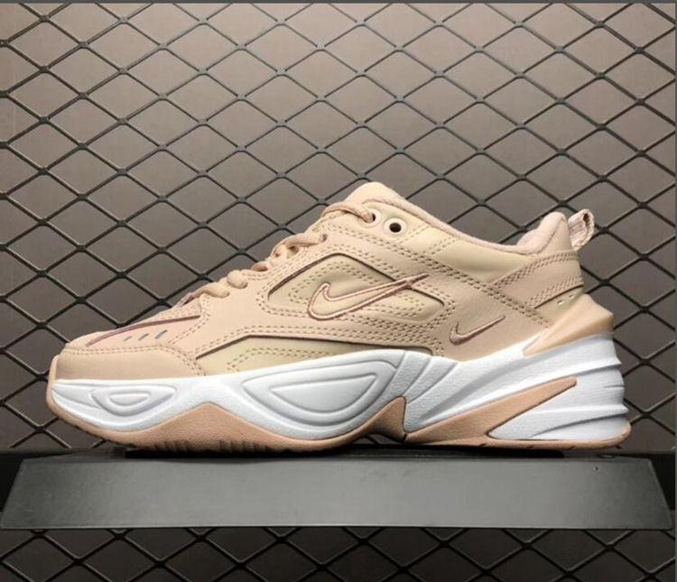 9876cd0b74778e Womens Nike M2K Tekno Particle Beige