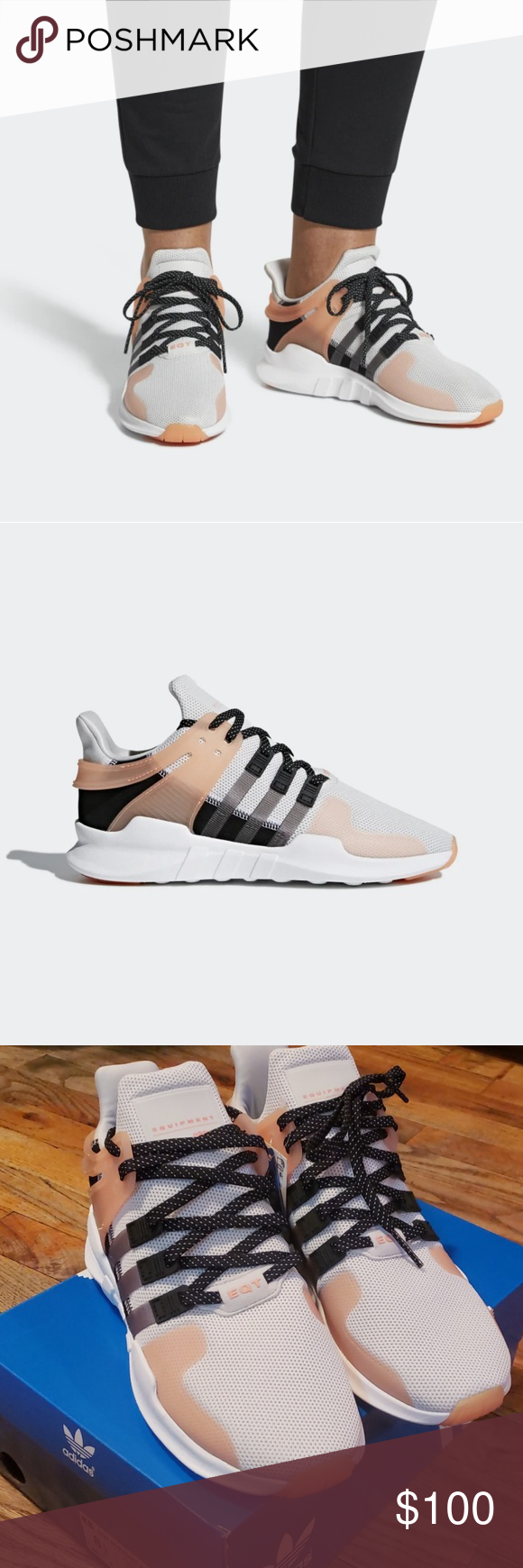Adidas EQT Support ADV W sneakers NWT NBW Adidas sneakers