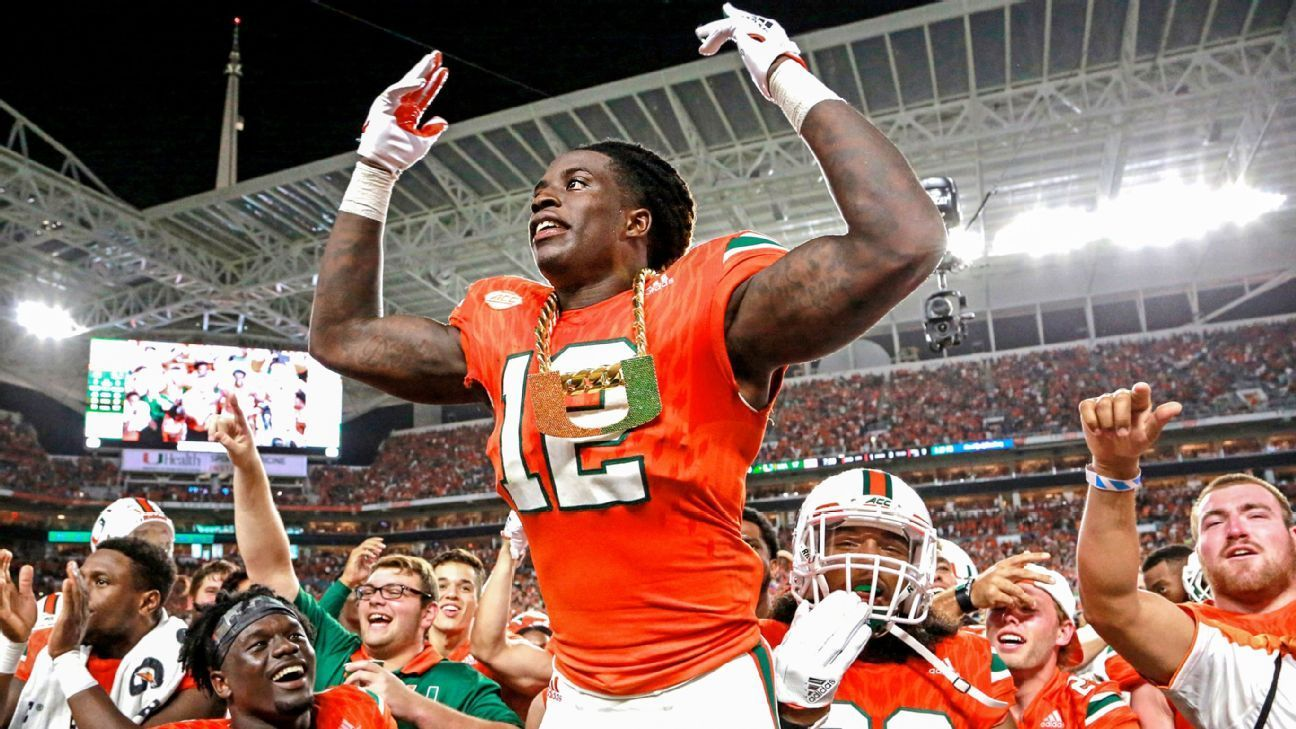 In my own words miami db on careerending injury the