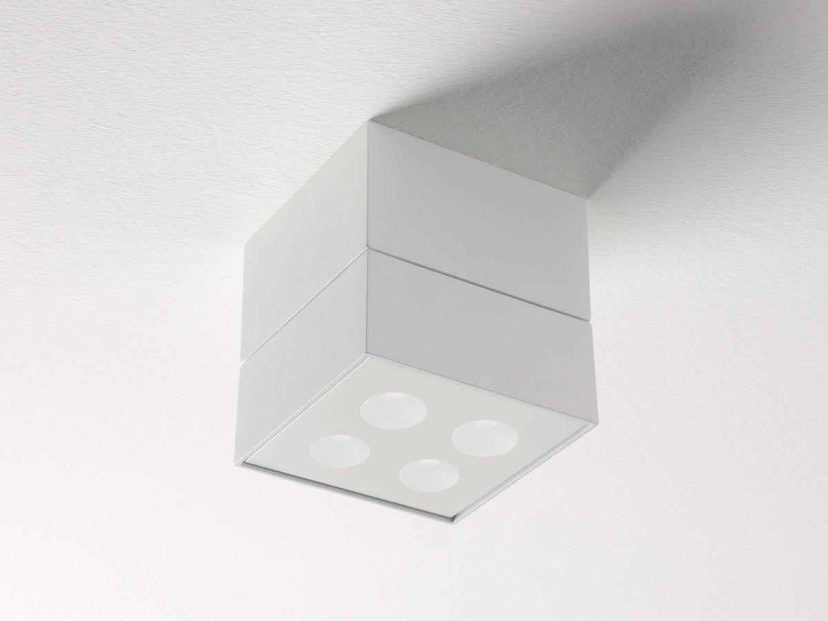 Grid Lfo Surface Fix Aufbaustrahler Innenleuchten Aufbaustrahler Gehause Licht