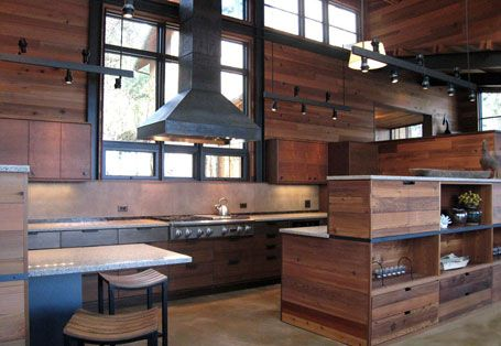 Reclaimed Wood Cabinets For Kitchen - cosbelle.com