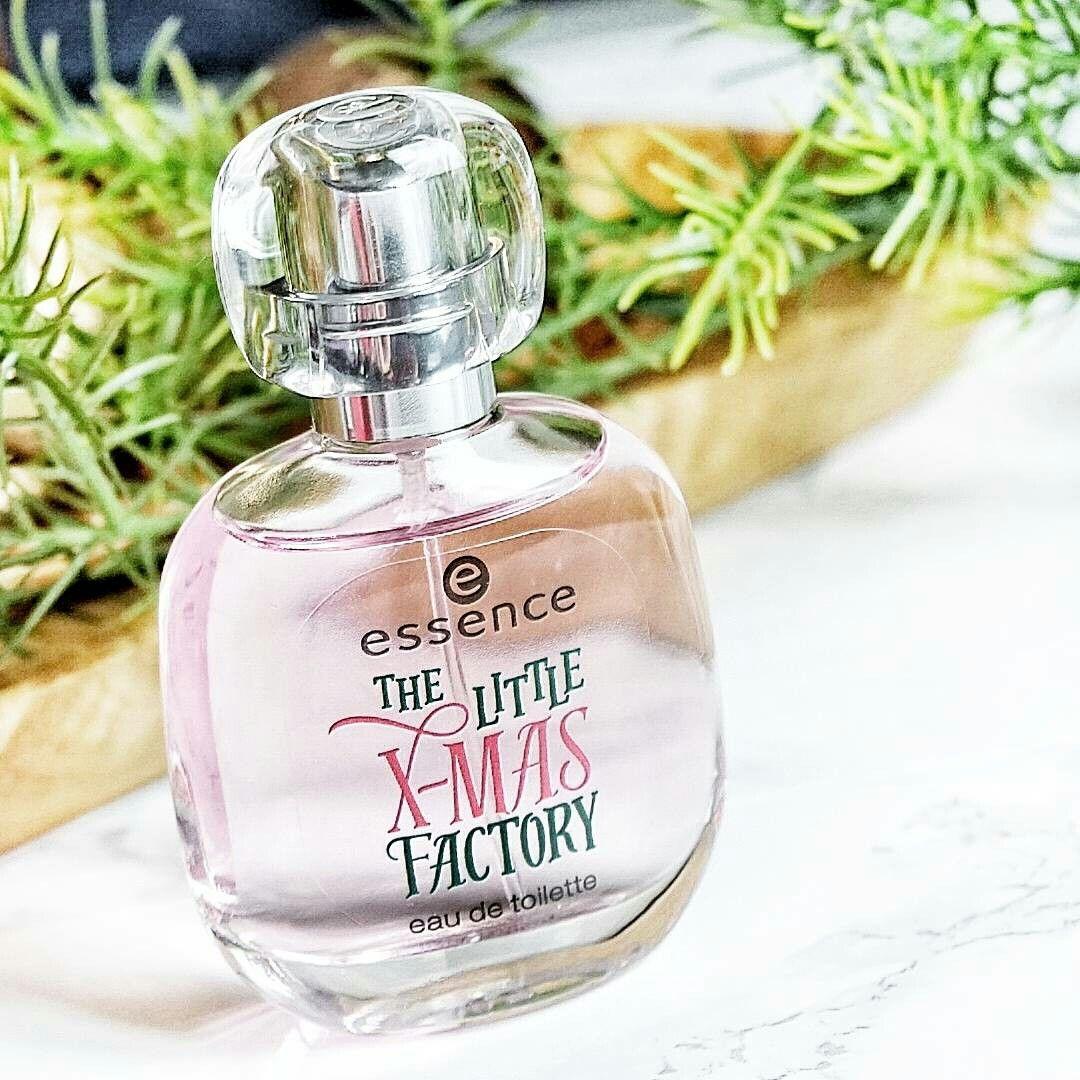 Parfum aus der essence The little x-mas factory Trend Edition