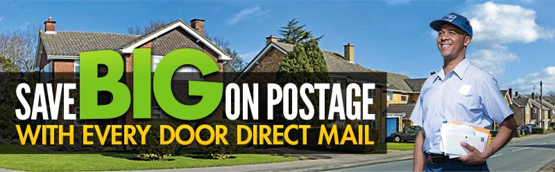 Every Door Direct Mail Eddm With Images Direct Mail Direct Mail Postcards Directions