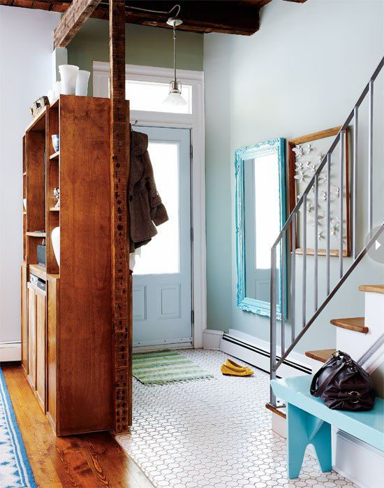 No Foyer Entry : Inspiring no coat closet entryways live simply by
