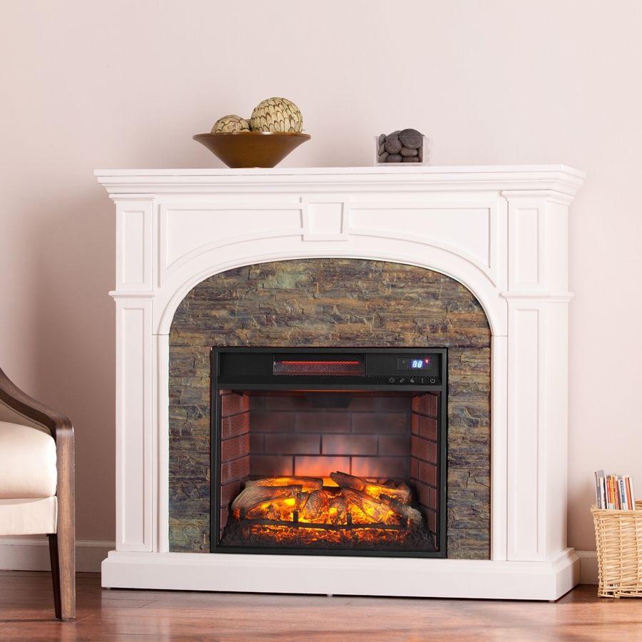 boston loft furnishings 45 75 in w white montelena faux stone