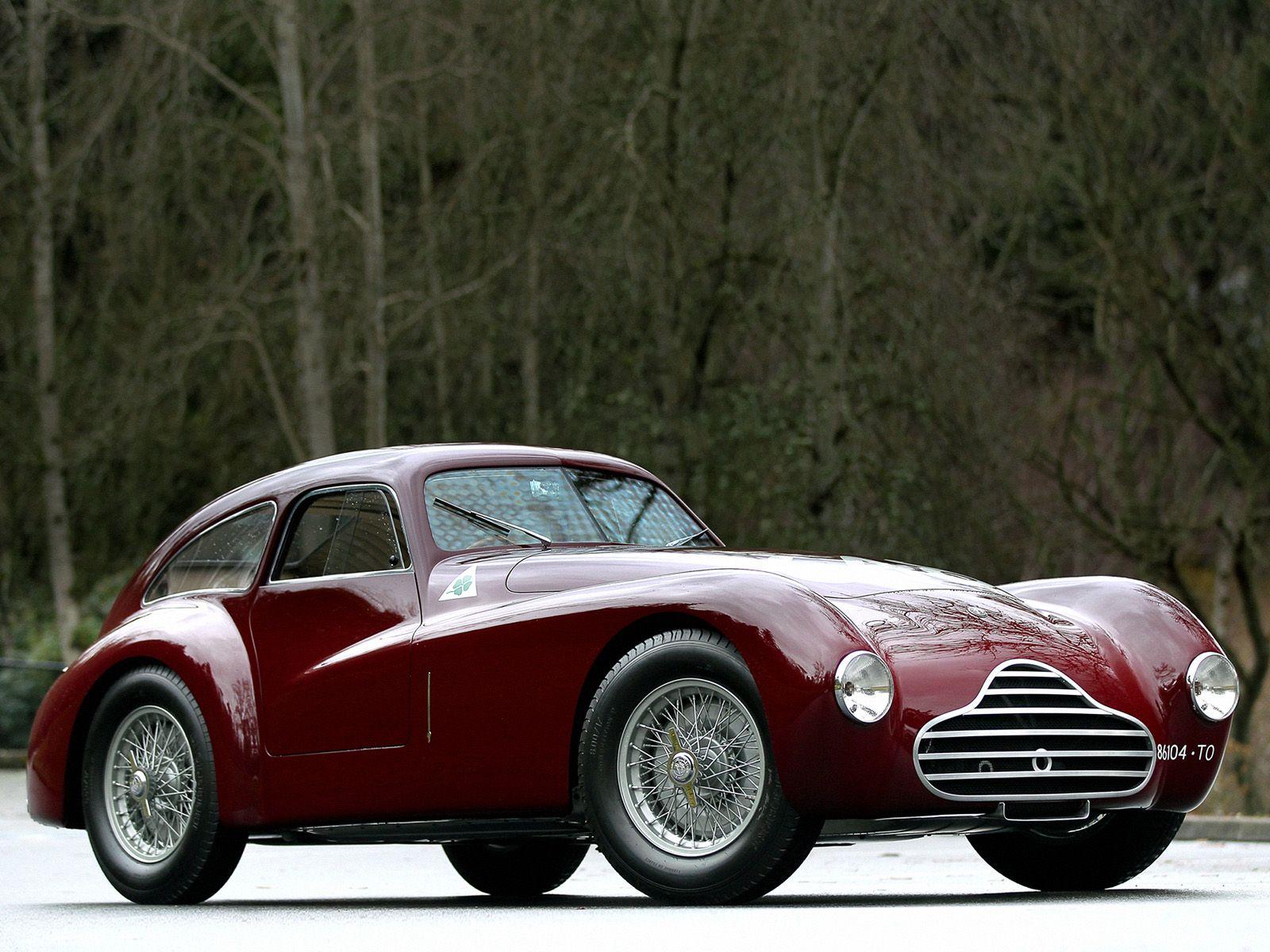 1948 Alfa Romeo 6c 2500 I Accidentally Put This On My Yum Food