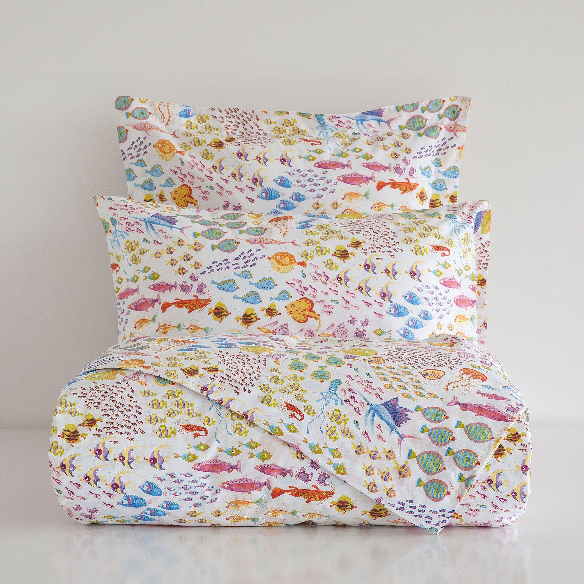 568e776b FISH-PRINT BEDDING - Bedding - Bedroom - Kids Collection - SALE | Zara Home  United States