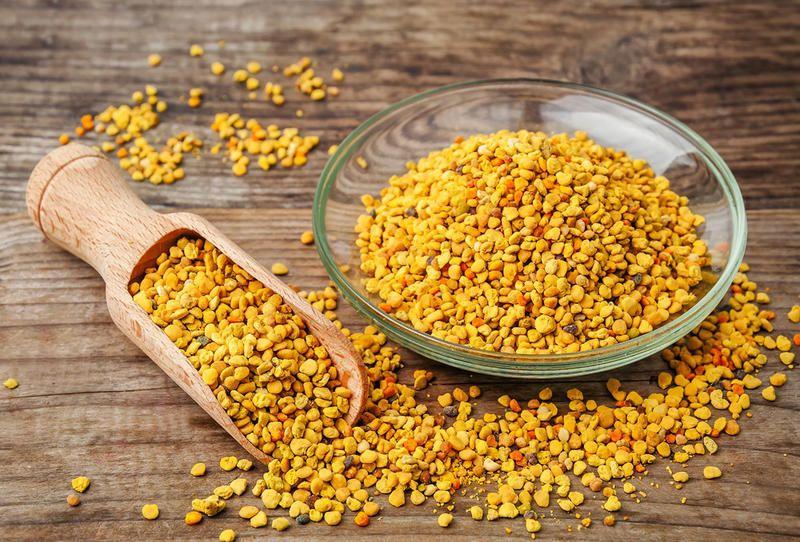 فوائد حبوب اللقاح للنساء Health Food Bee Pollen Organic Recipes