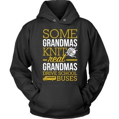 School Bus Driver - Real Grandmas