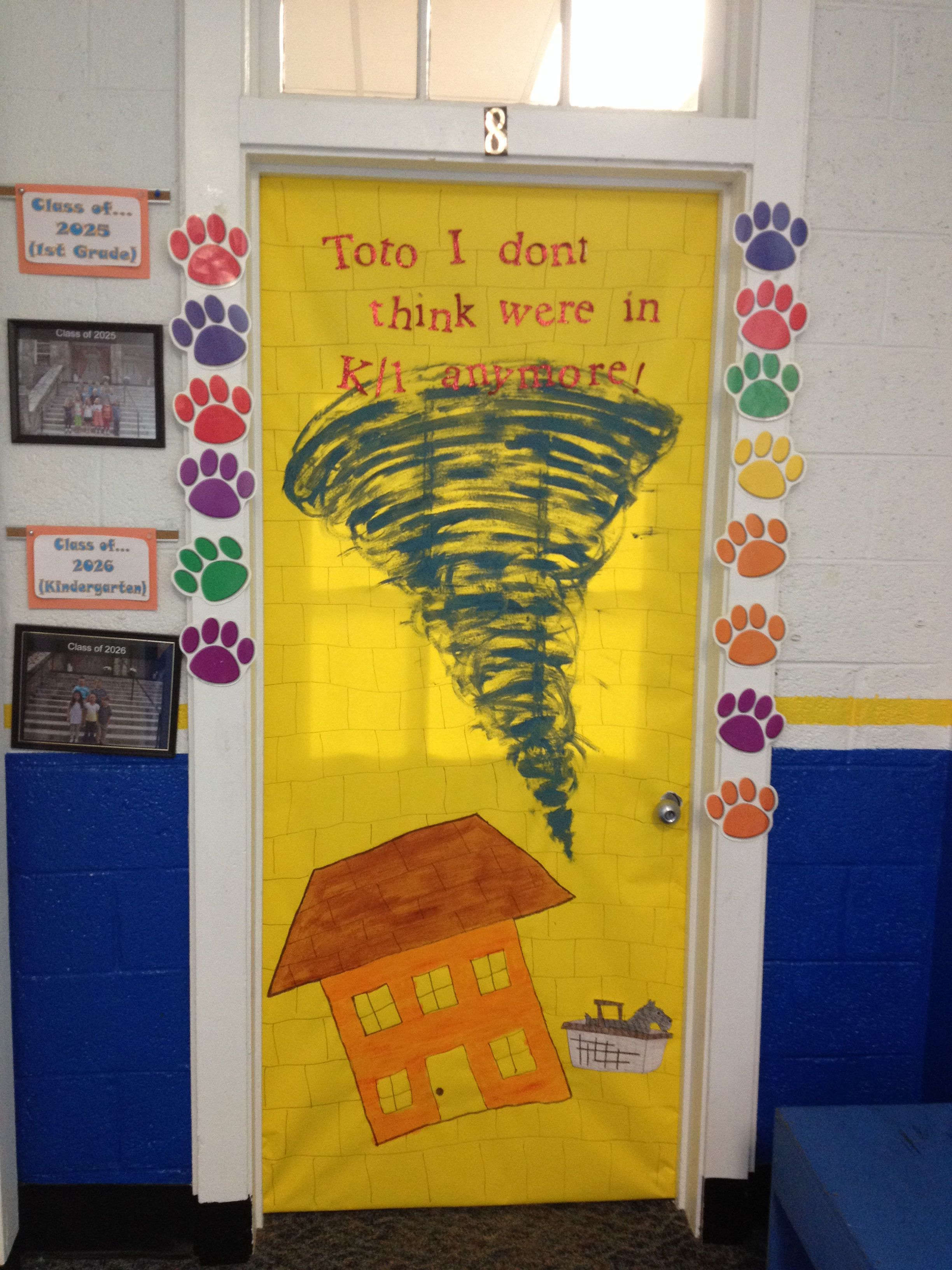 End of year Wizard of Oz door! | classroom decor | Pinterest ...