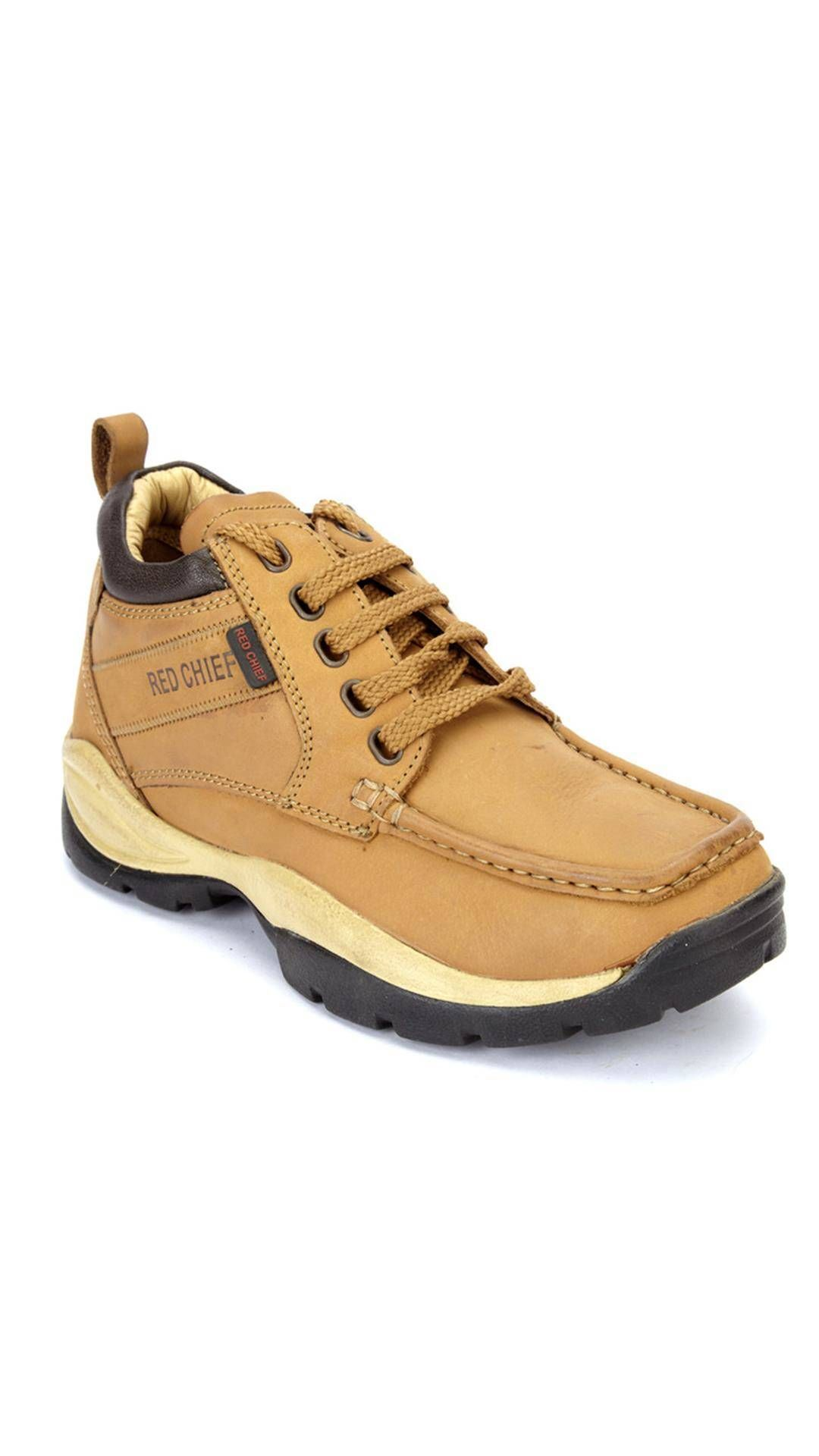 RED CHIEF Leather RUST Casual Shoe for Men 272cde42c1a76