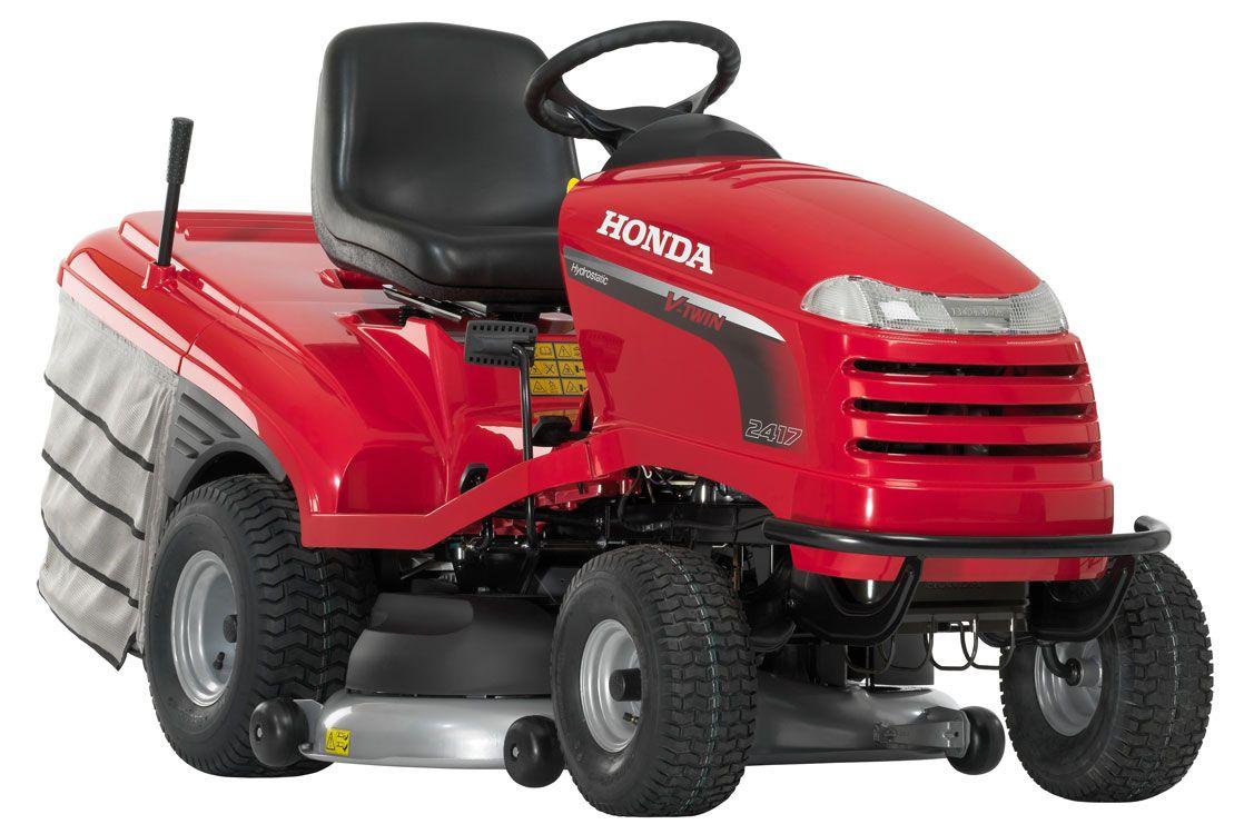 Honda Riding Tractor.