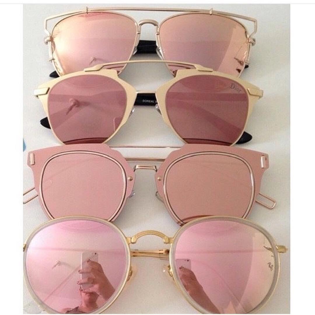 0773d4575 óculos rosa / pink sunglasses #relogiofeminino #relogio #relogios  #michaelkors