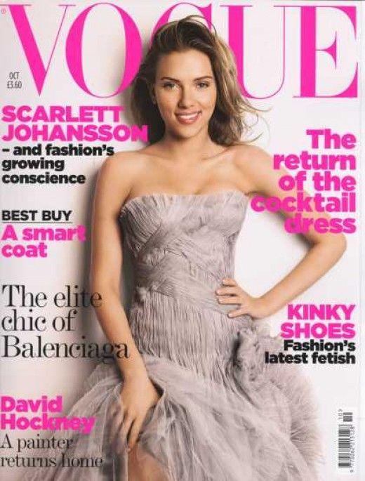 d877664cea Best Vogue Covers  Vogue Through the Ages