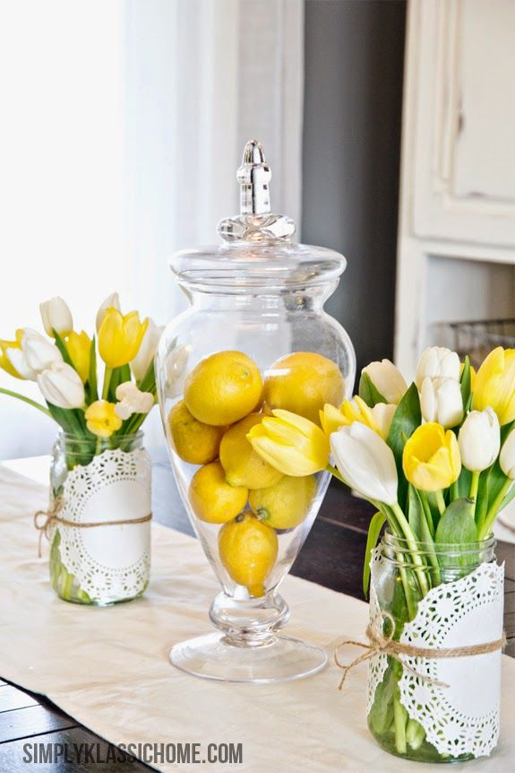 Easter Table Settings Spring Home Decor Easter Table Decorations Easy Home Decor