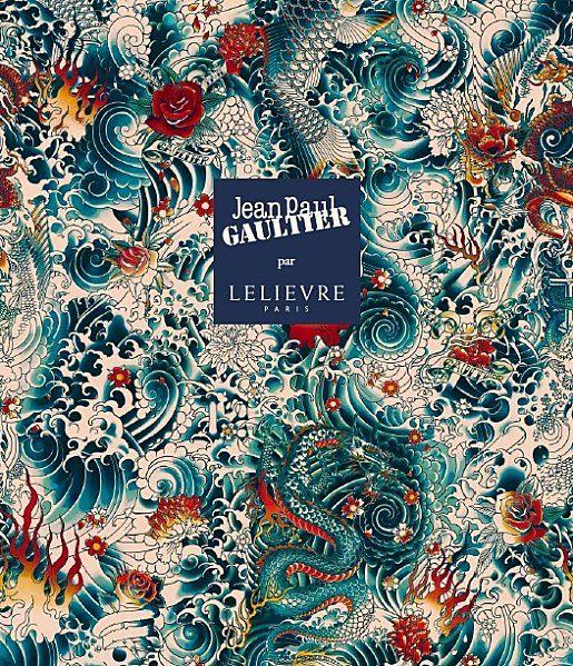 Leli vre et jean paul gaultier s 39 associent une gamme de for Canape jean paul gaultier