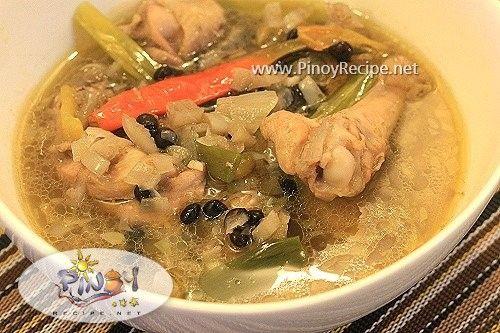 how to cook afritadang manok at baboy