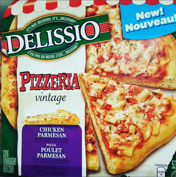 Delissio Chicken Parmesan Frozen Pizza Frozen Pizza Pinterest