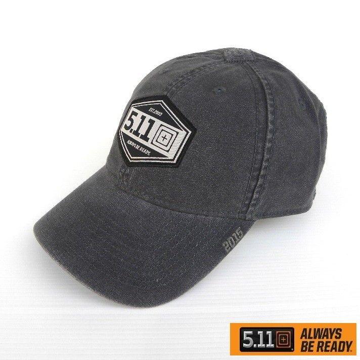5.11 2015 Edition Baseball cap grigio - Ricamati - Cappelli - Abbigliamento