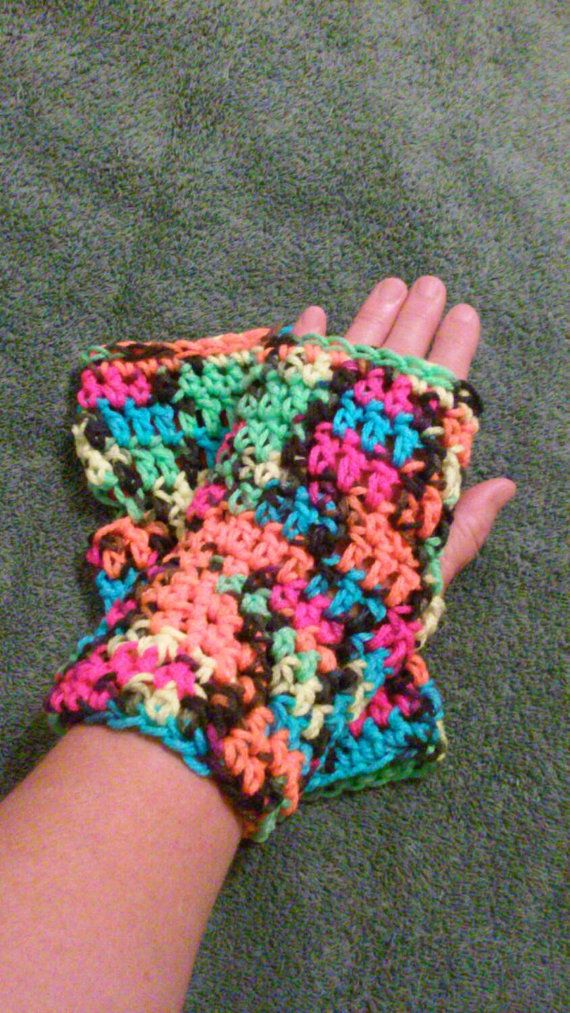 Check out this item in my Etsy shop https://www.etsy.com/listing/232767259/variegated-neon-multicolor-crochet