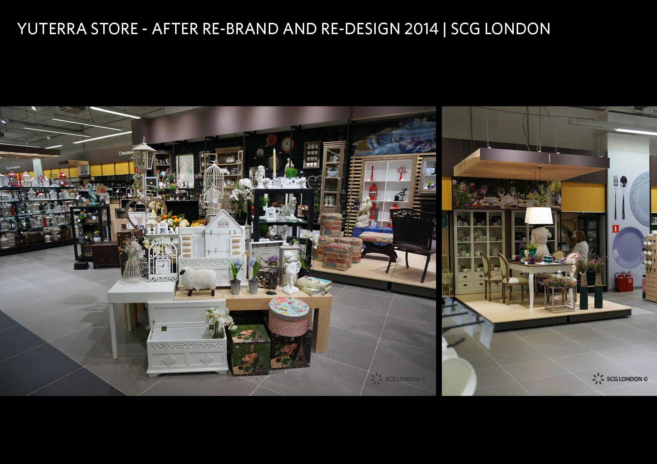 Store after rebrand and redesign by scg london yuterra the diy explore russia diy and more store after rebrand and redesign by scg london solutioingenieria Images