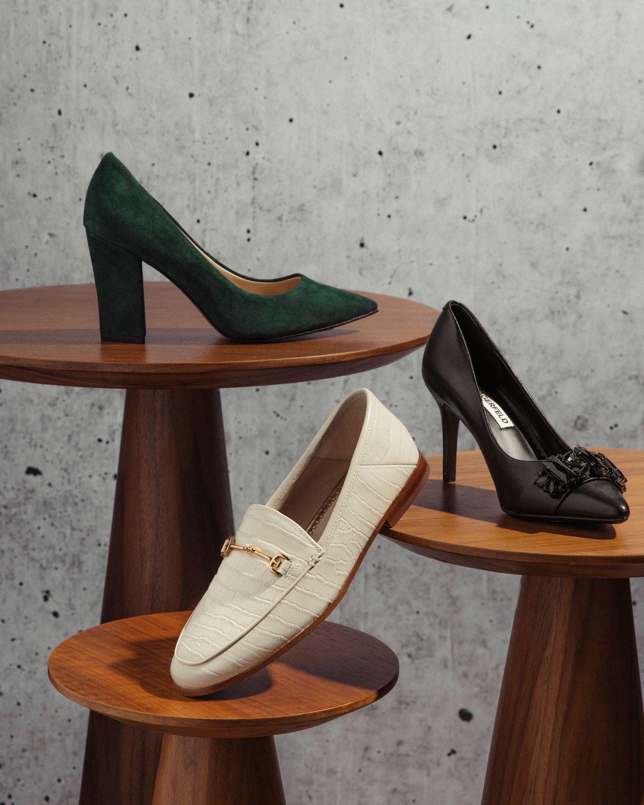 Sam Edelma… | Pumps, Shoes, Suede pumps
