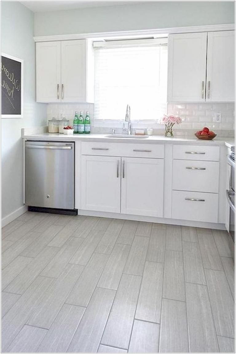 40 Beautiful Kitchen Floor Tiles Design Ideas Kitchen Dinnings