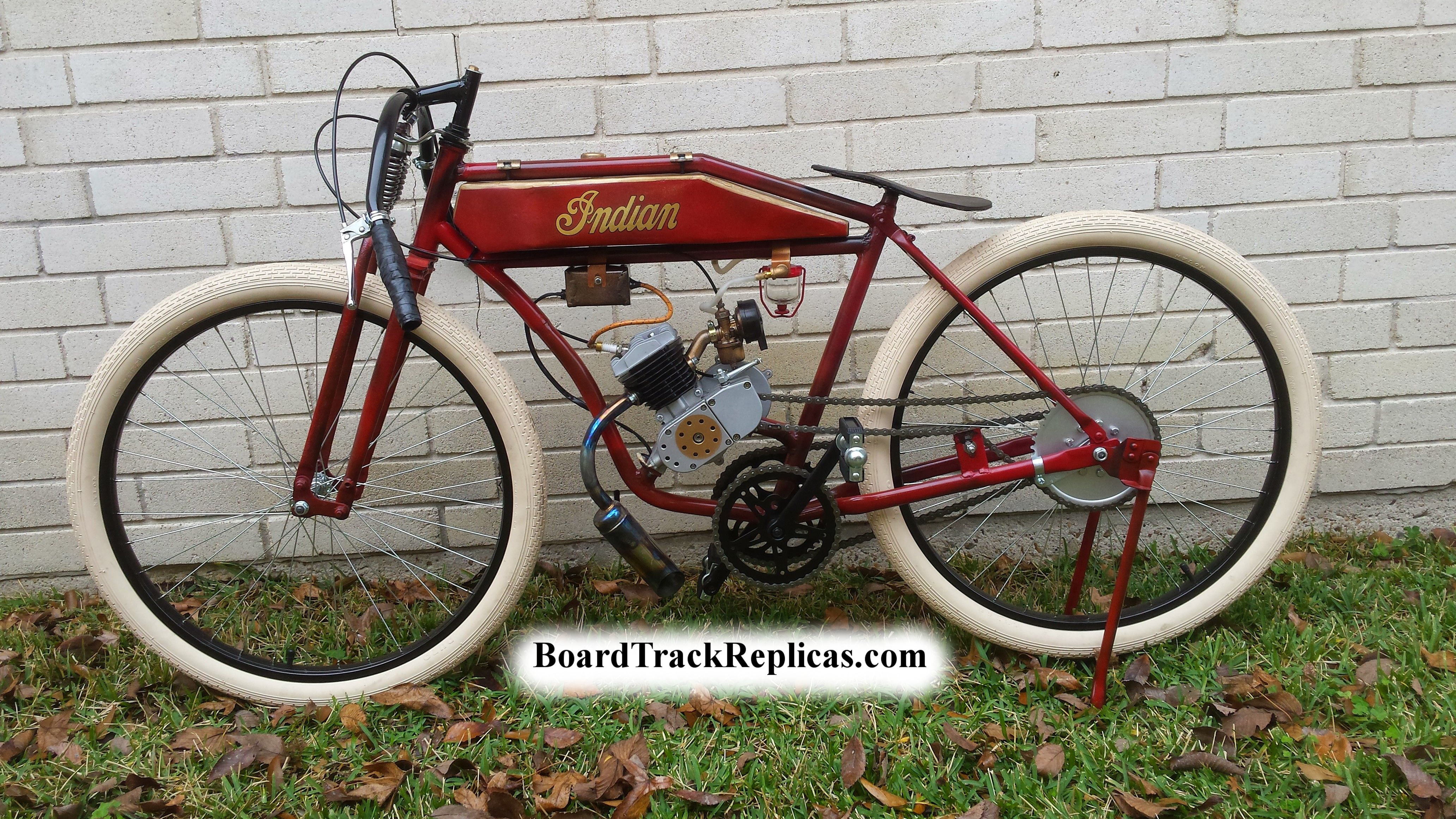 Deluxe Indian Board Track Replica Racer $3500 Most frames will be ...