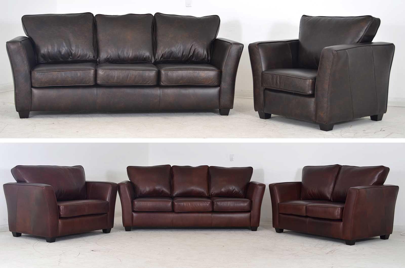 Barrington Sofa The Leather Sofa Company With Images Sofa Company Sofa Leather Furniture