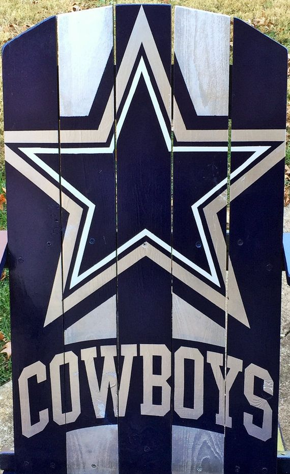 dallas cowboys chairs sale chair covers next day delivery adirondack price by bcadirondacks